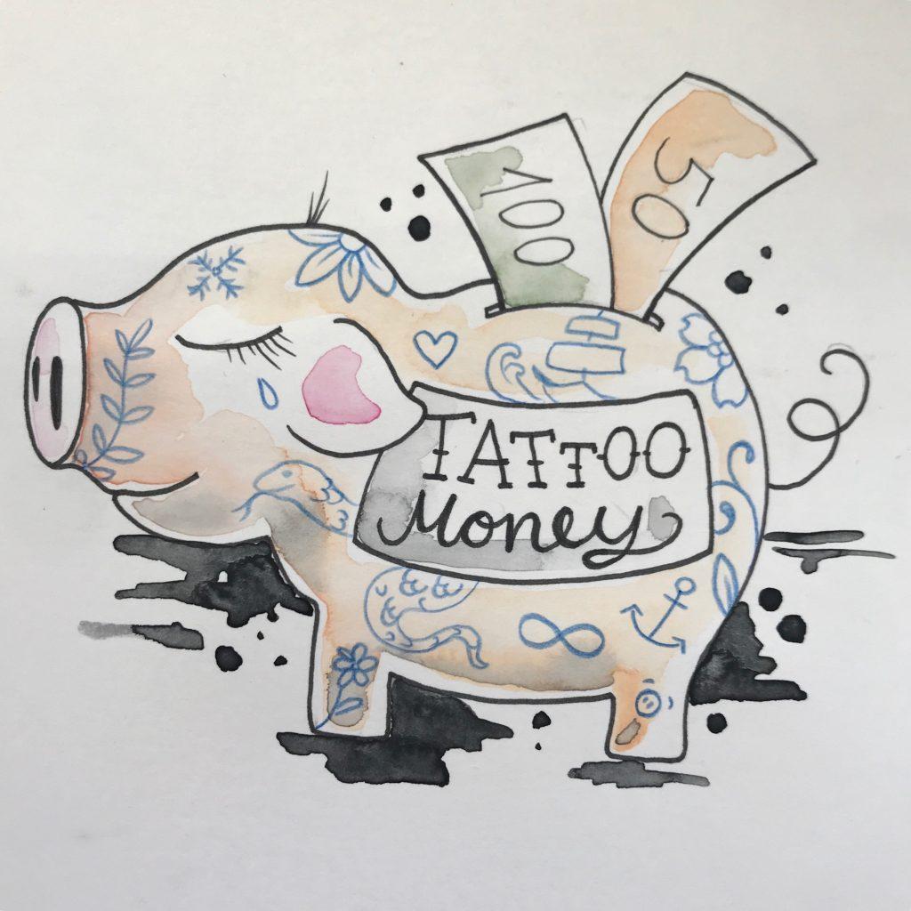 Was kostet ein Tattoo?