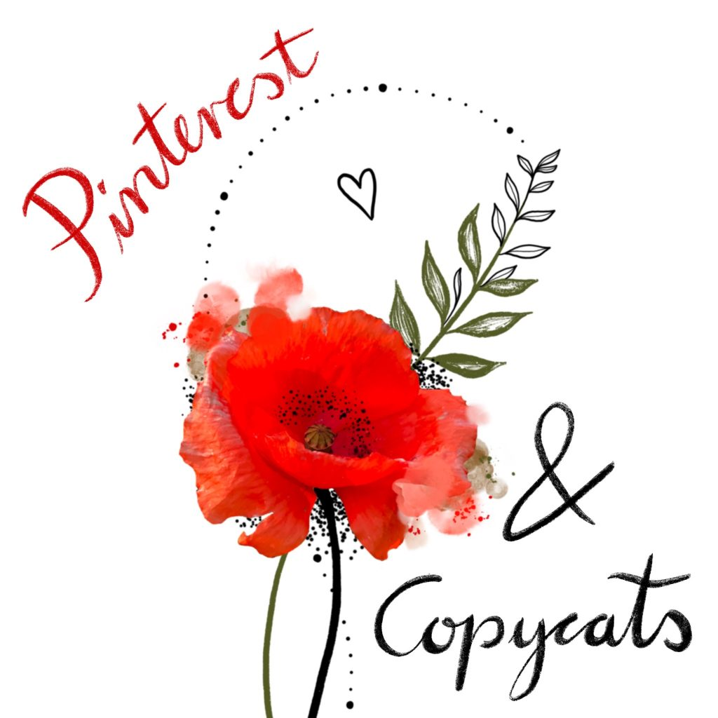 Pinterest und Copycats