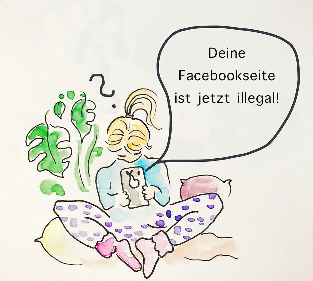 Deine Facebookseite, der EuGh und die DSGVO