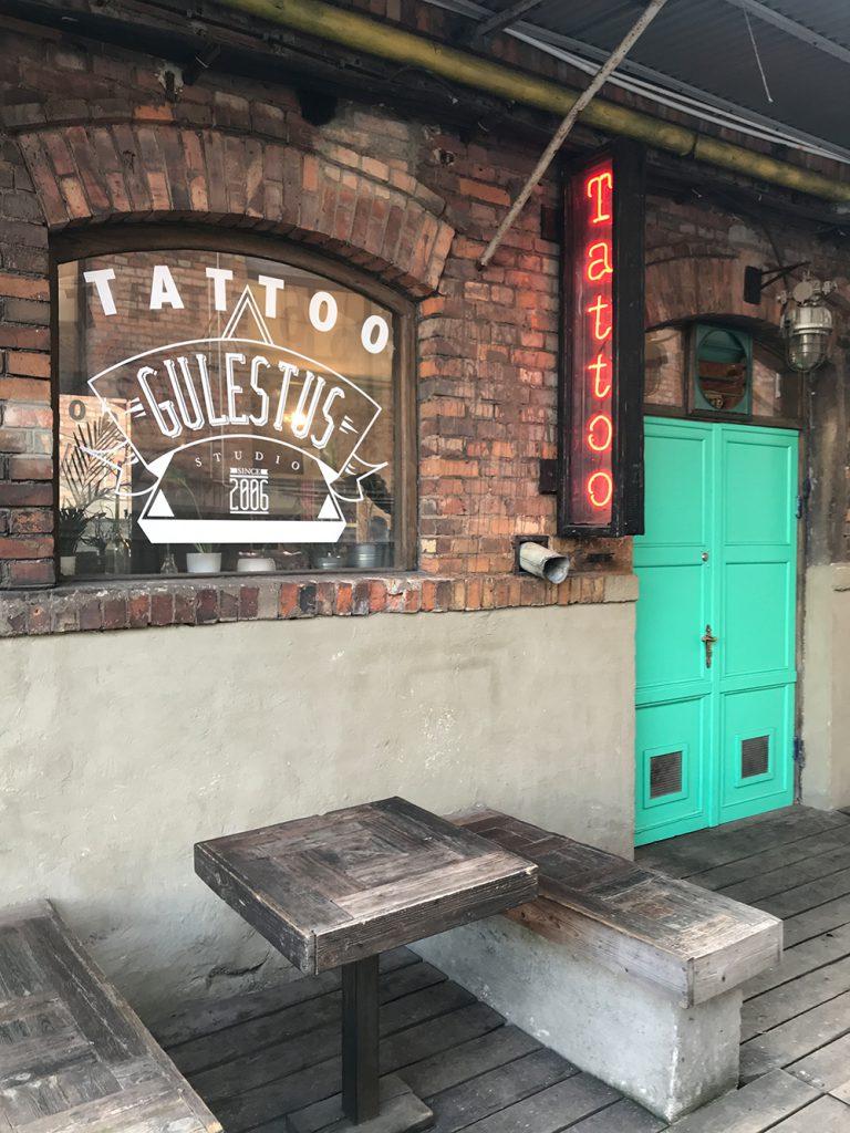 Ein Tattoo-Kurztrip nach Warschau